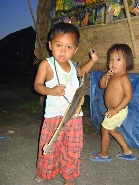 The on and off armed conflict and poverty incidence as high as 81%, put infants and children in the conflict-ridden region of Mindanao at a high risk exposure to diseases