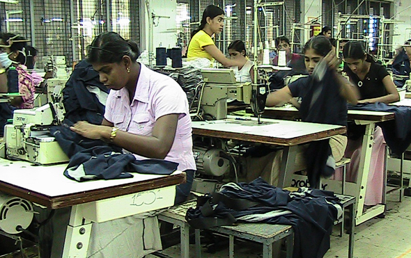 By 2008, the EU became Sri Lanka's biggest export destination for garments