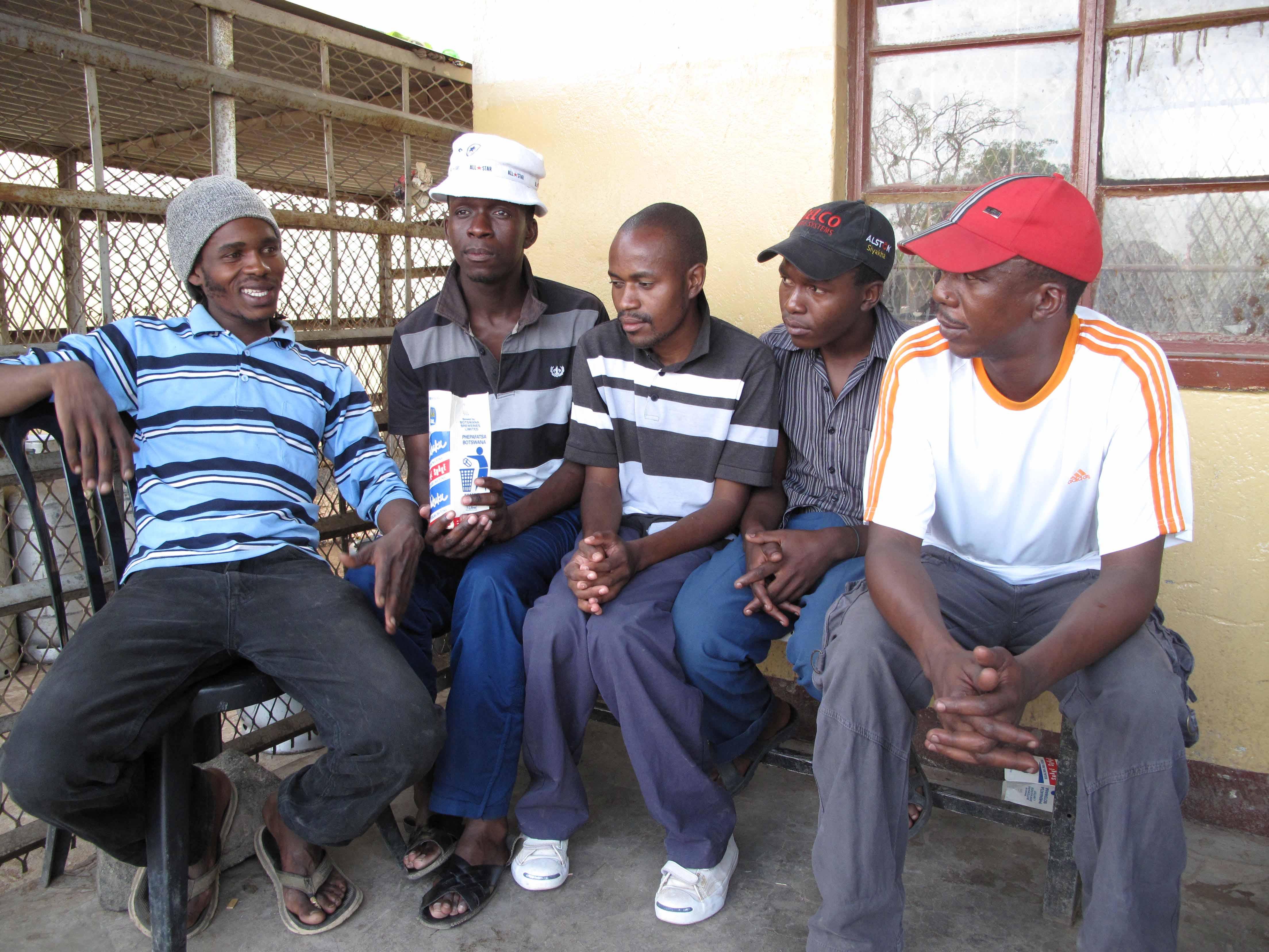IRIN Whats driving HIV in SelebiPhikwe