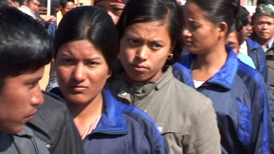 Disappointed and angry, hundreds of child soldiers left for home last week (7 January 2009) after being officially delisted from the Maoist army