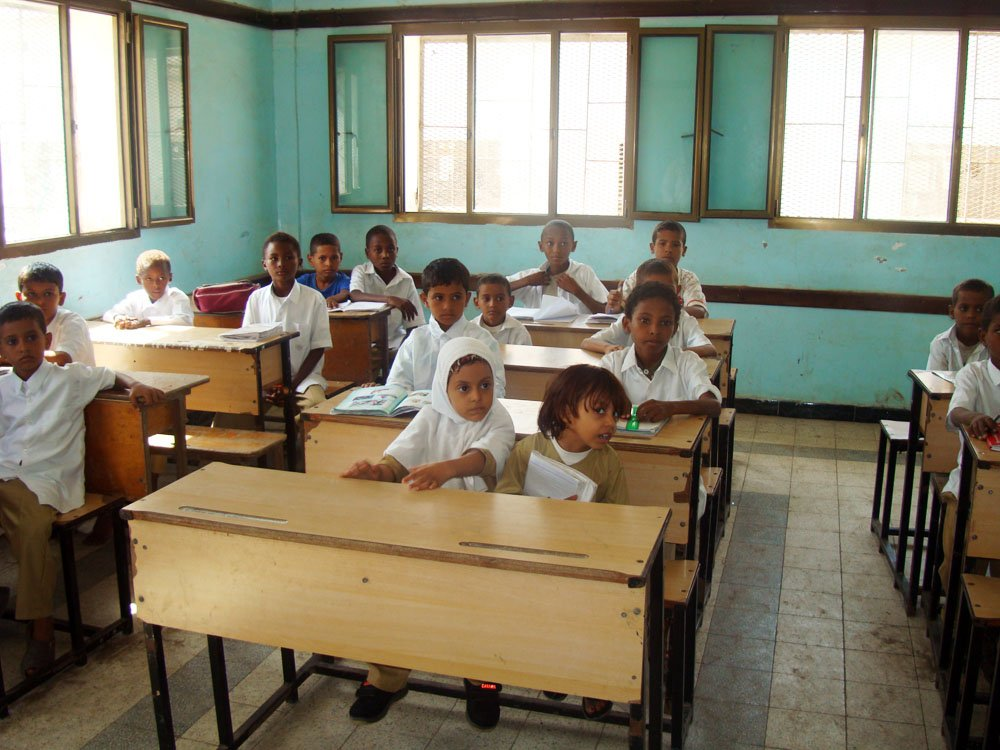 Yemen has one of the world's higest gender gaps in education
