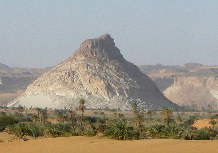 Fada, capital of northern Ennedi region in Chad