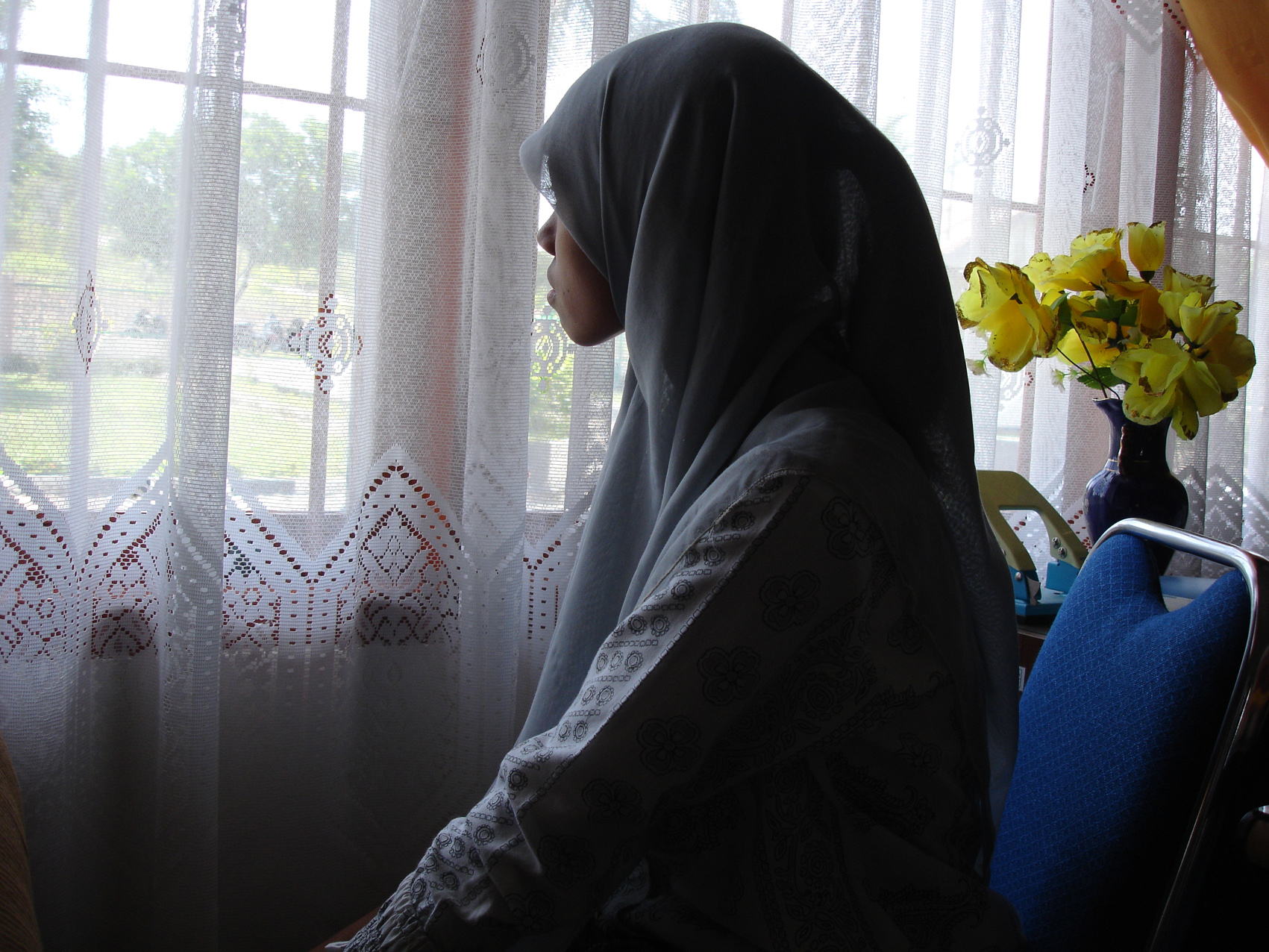 Aisha*, 15, is one of some 5,000 children in Indonesia's prisons
