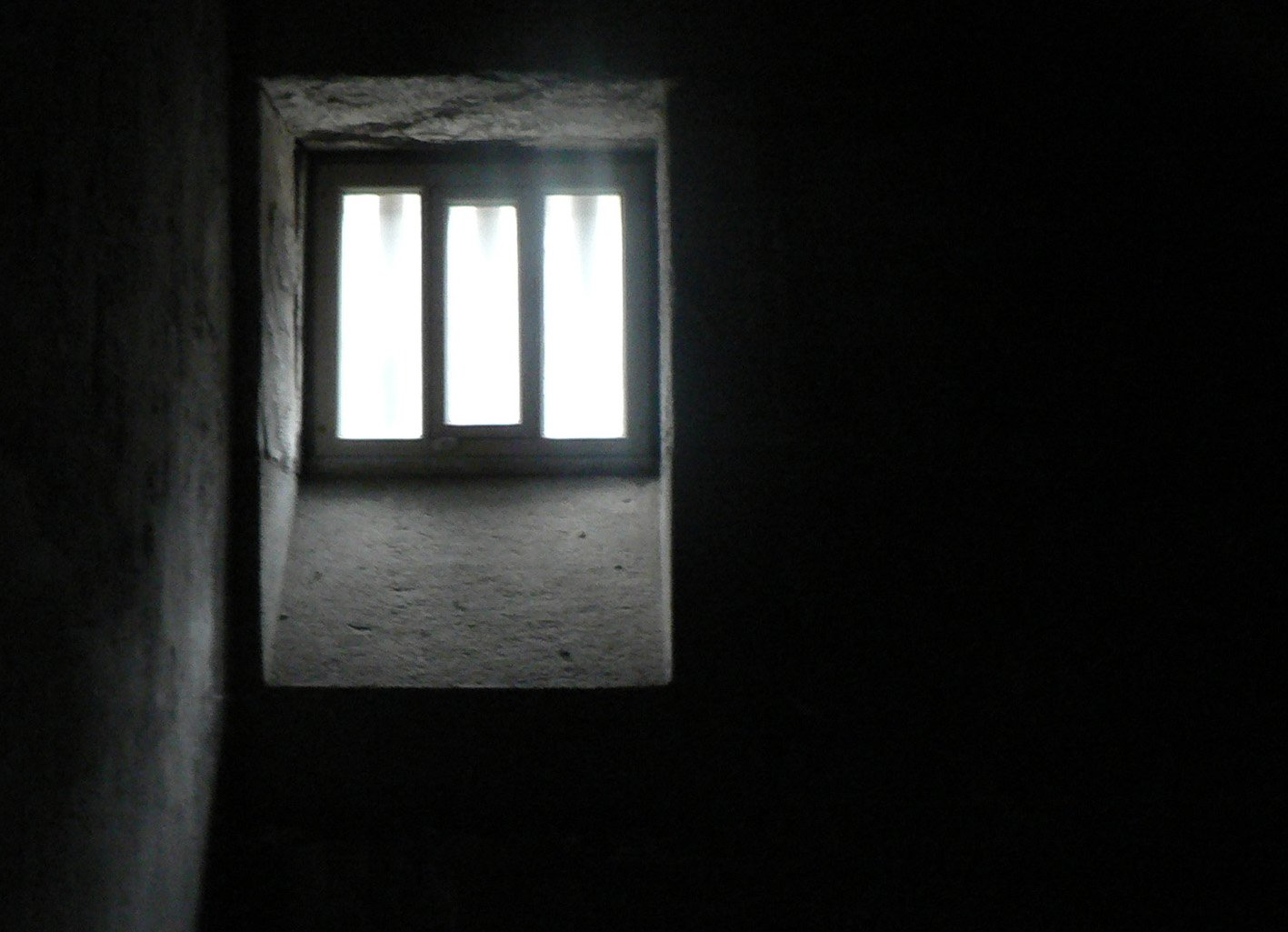 A prison cell window - for generic use