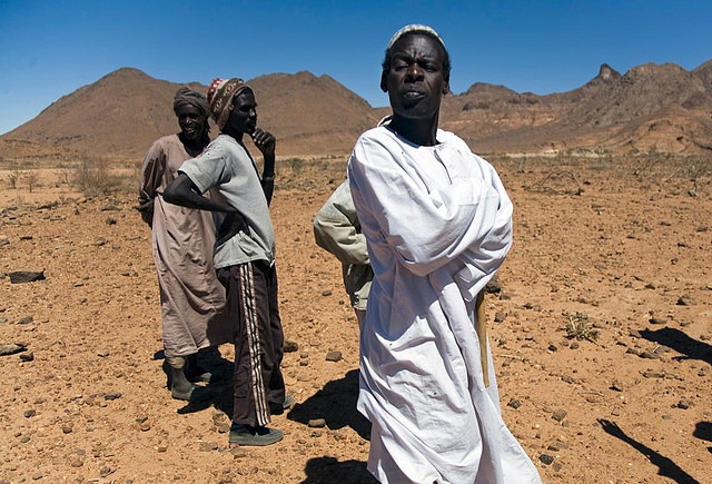 Residents of North Darfur. For generic use