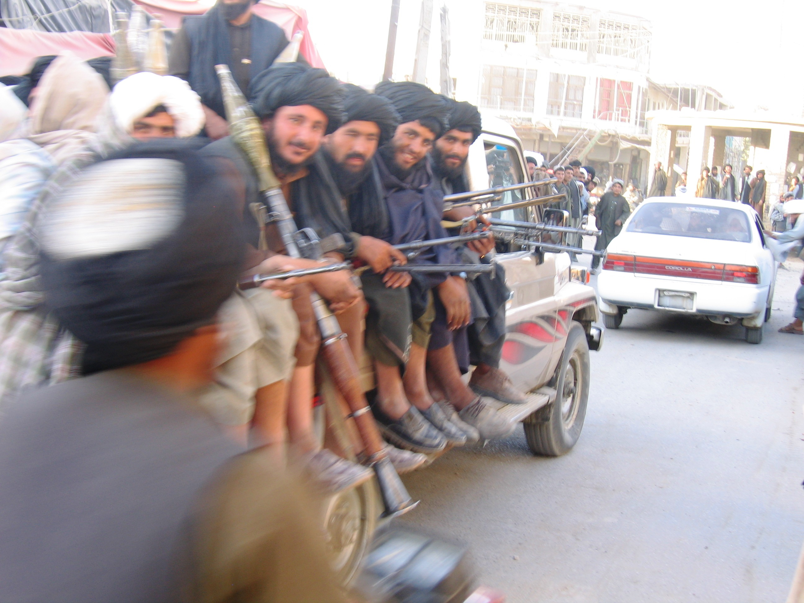 Thousands of Taliban insurgents have been killed but the movement is still strong