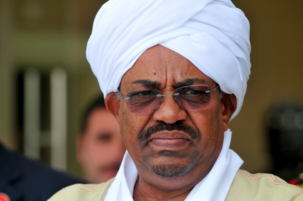Sudan president Bashir. For generic use