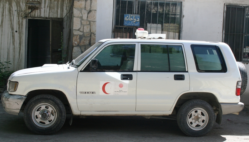 "Use of ambulance by Taliban attackers was ""perfidy"", ICRC"