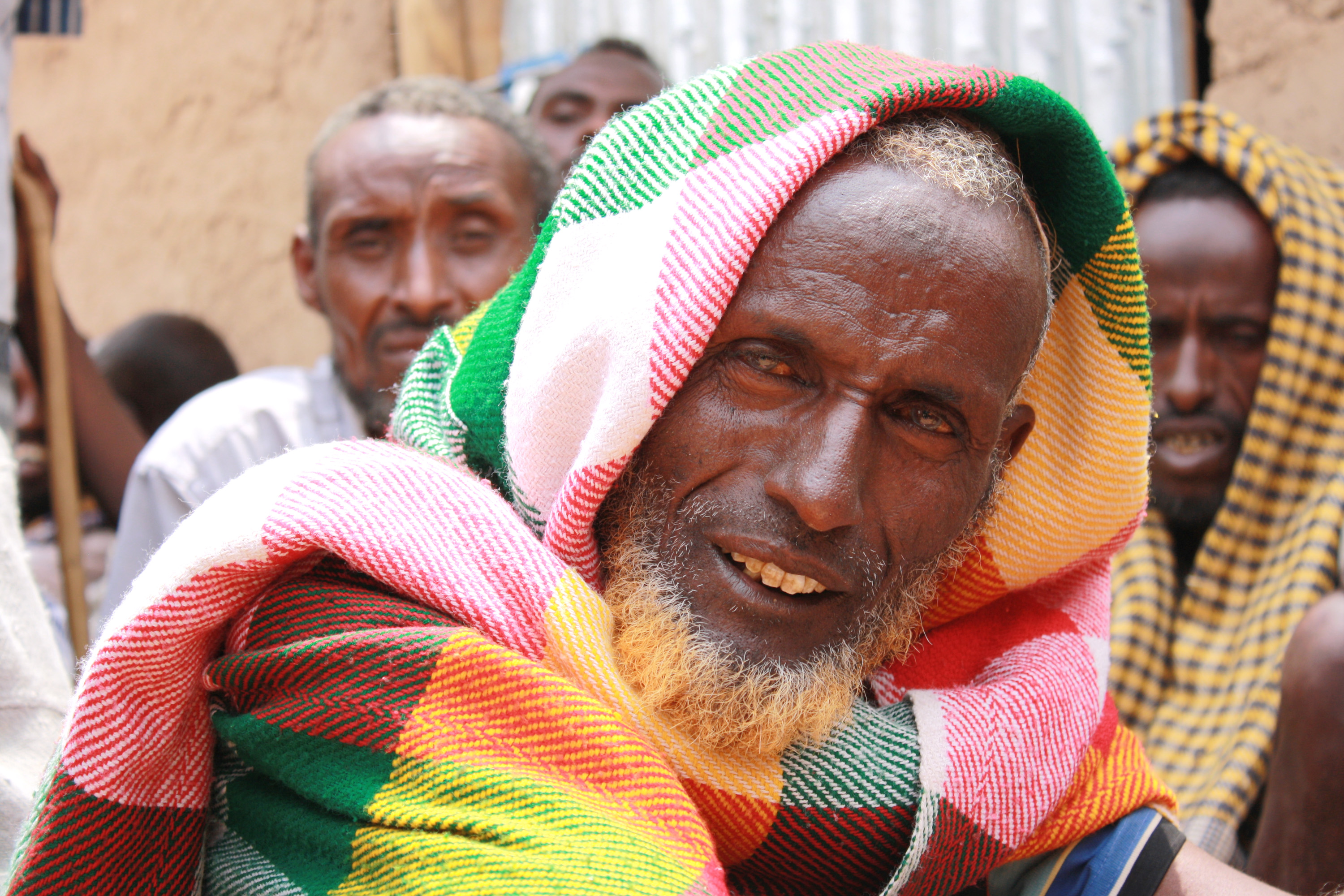 A pastoralist in Bisle kebele, Shinile zone, in Ethiopia's Somali region says the July 2011drought is the worst he has ever seen