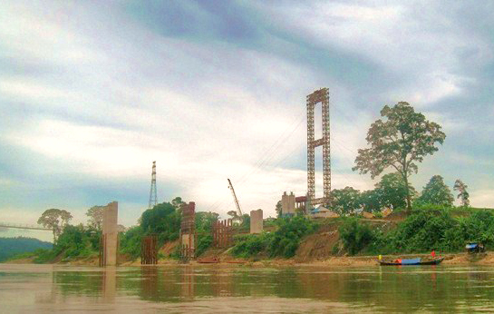 Work by China state-owned China Power Investment Corporation on the Myitsone Dam, in northern Myanmar, has been halted by President Thein Sein, heeding concerns from local people about the livelihood and environmental impact of the project