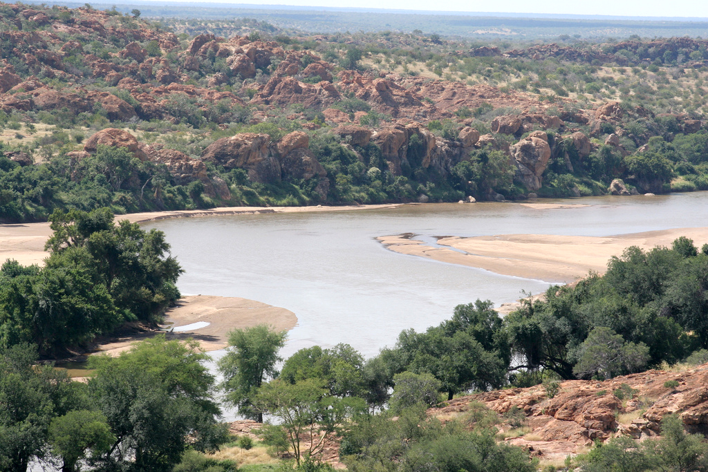The Limpopo river. For generic use