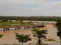 Bridge over the River Niger