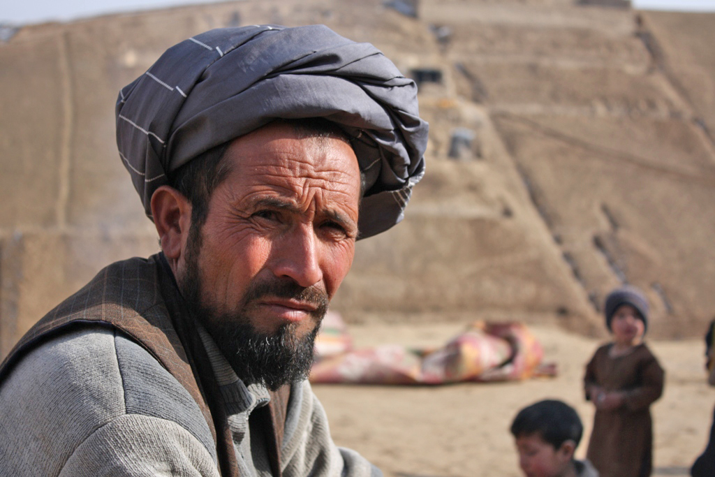 Ghool Mohamed was displaced by drought two years ago and now