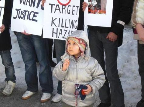 Hazaras protest killings in Quetta, Pakistan
