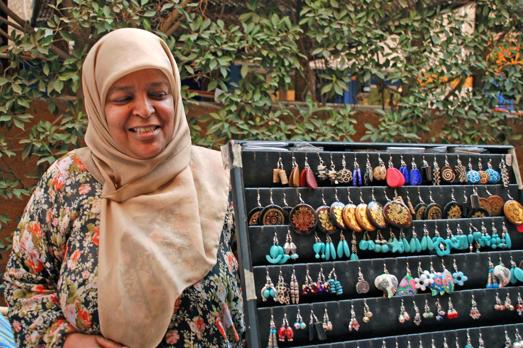 Fatma Soleman, the Eritrean woman in Cairo