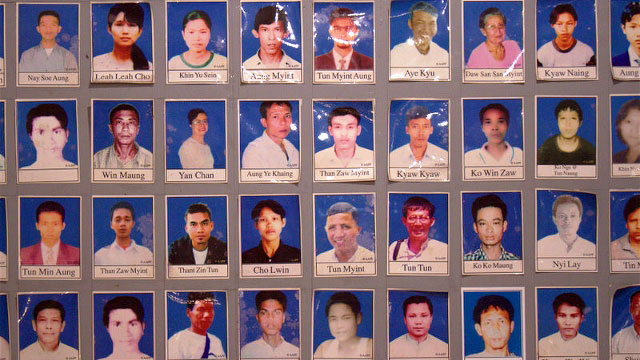 A local NGO in Thailand documents the hundreds of political prisoners still behind bars in Myanmar