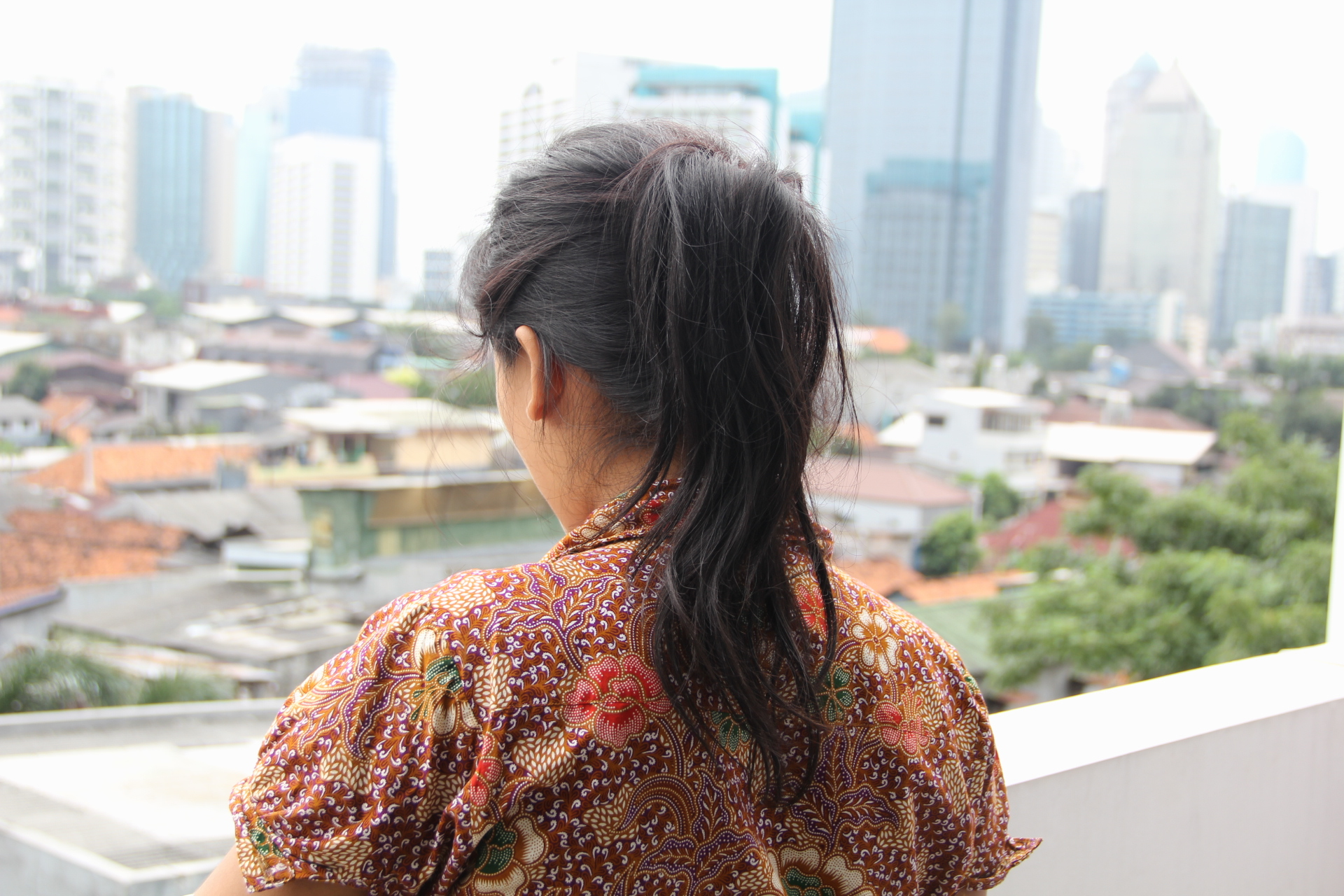 Santi was molested when she was 14. Thousands of Indonesian women fall victim to sexual violence each year