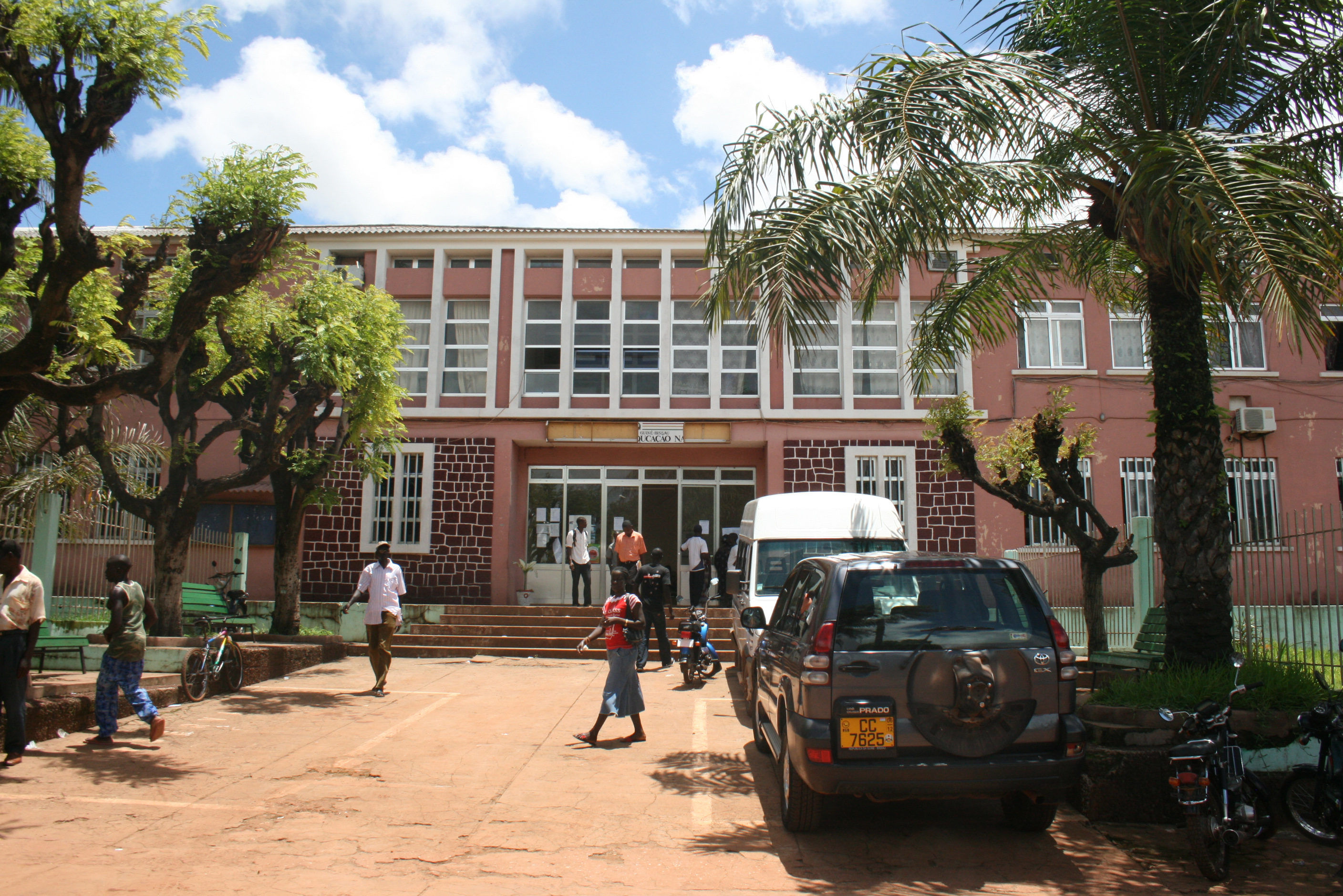 Ministry of Education in Bissau, Guinea-Bissau