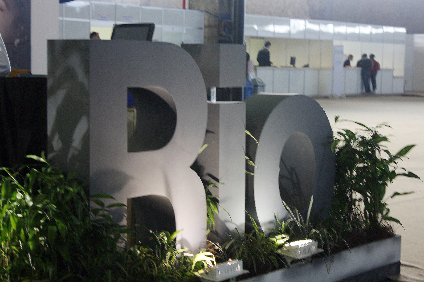 The Rio+20 conference is being billed as the largest UN conference ever to be held