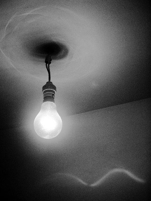 Light  bulb, Eureka