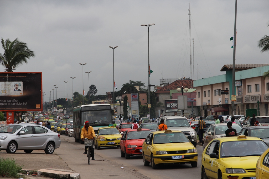 Life has largely returned to normal in Abidjan, but insecurity is still a major threat