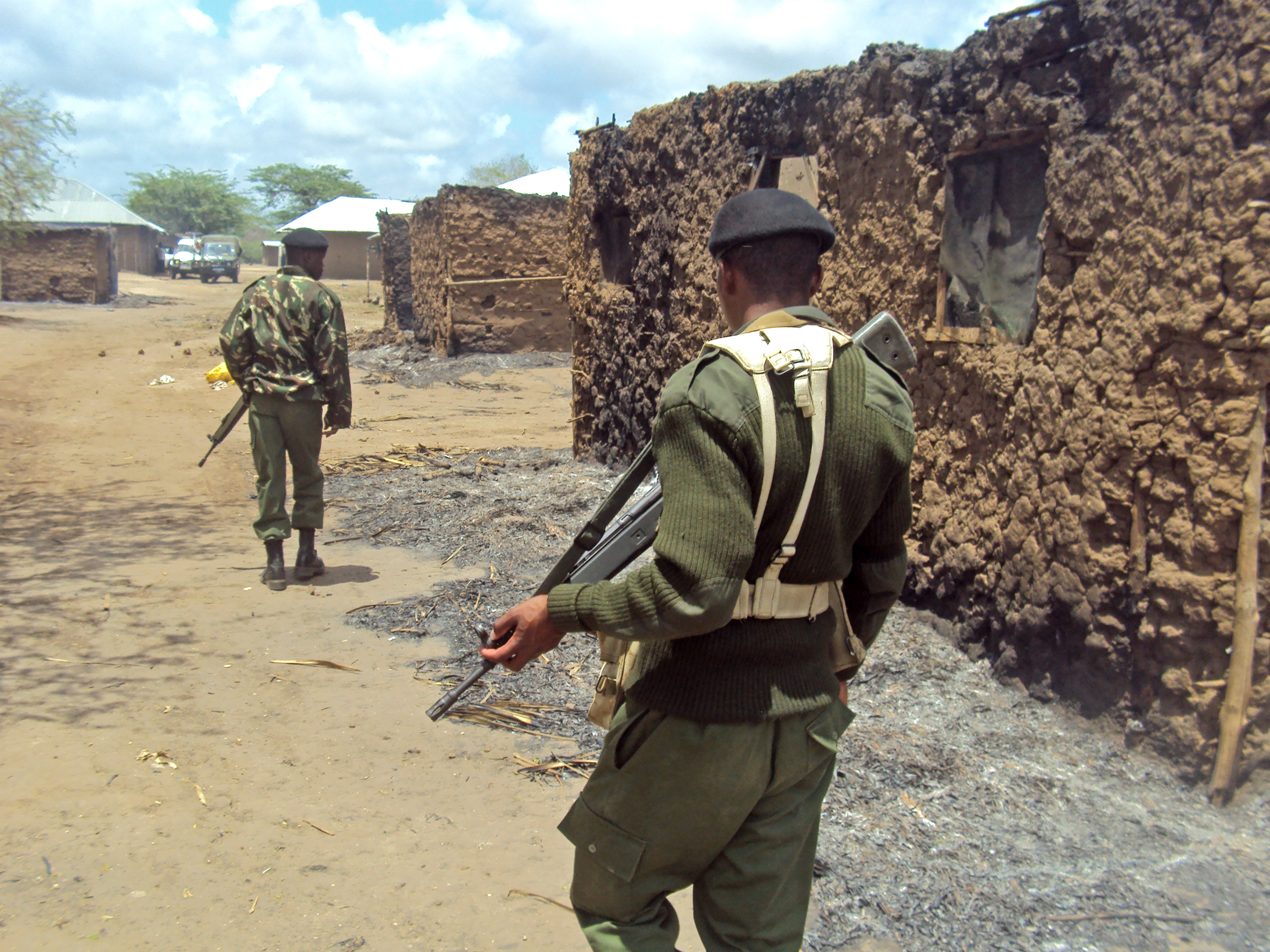 About a month of ethno-political violence in Coast Province's Tana River County has led to the deaths of over 100 people, including some police officers