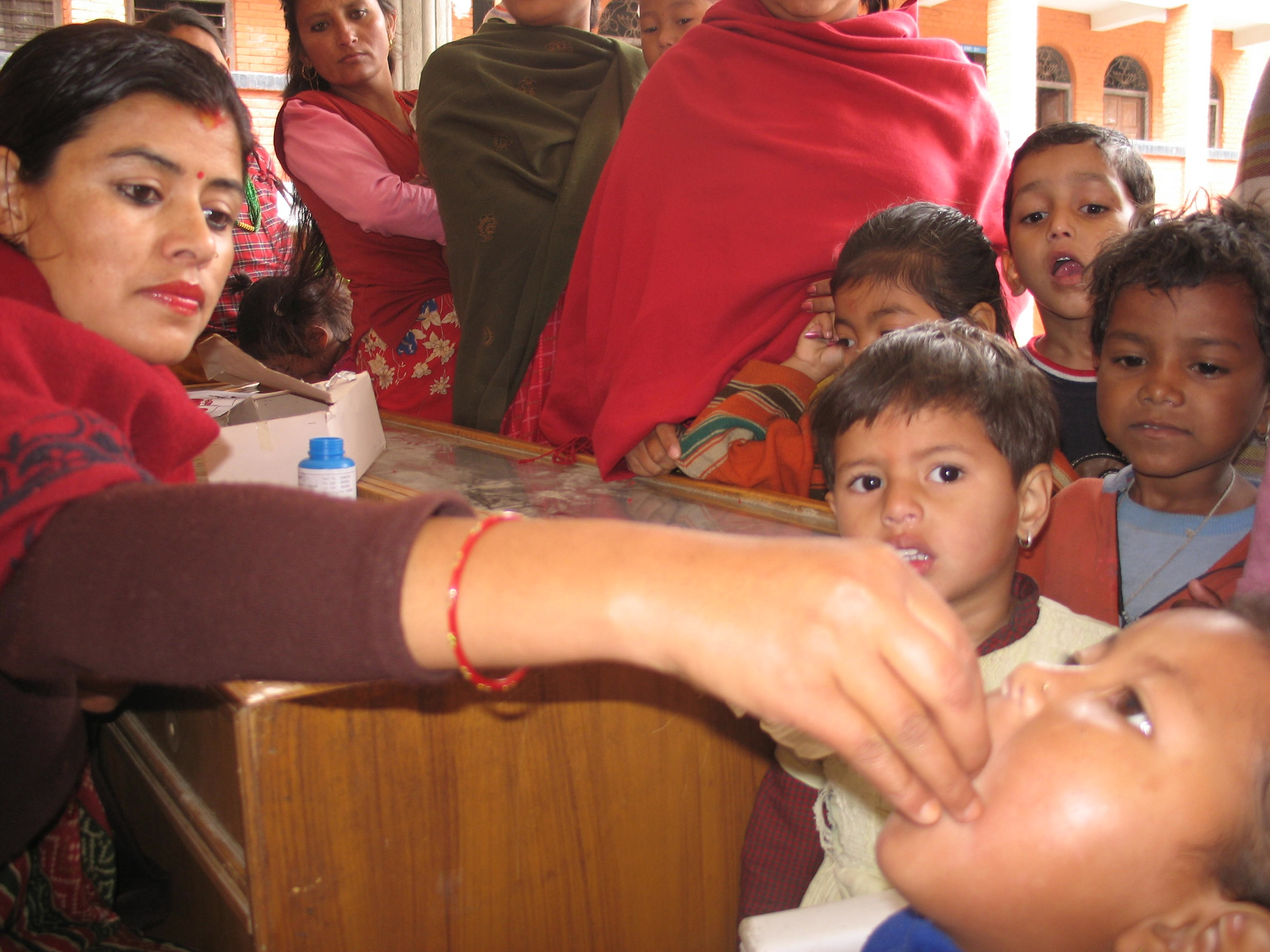 Female community health volunteers in Nepal are the face of health care to many of the rural poor