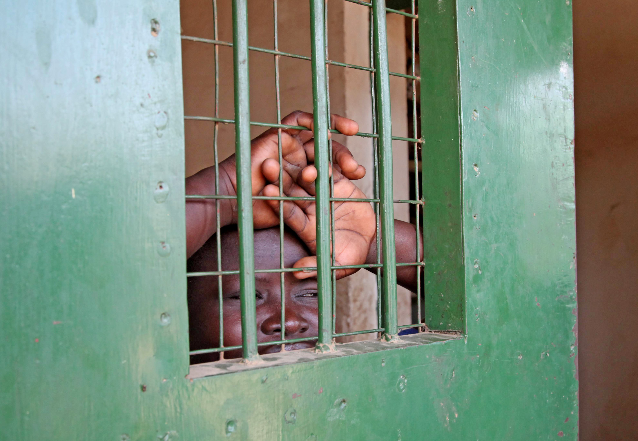 Prisoner in South Sudan