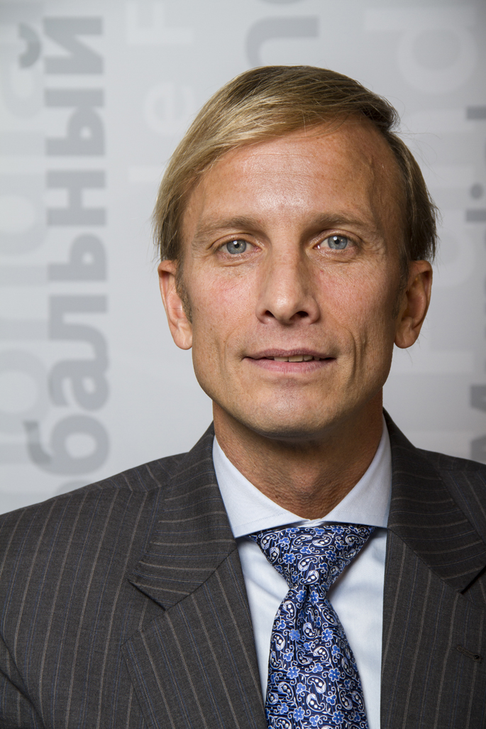 Mark Dybul, new executive director of the Global Fund to fight AIDS, TB and Malaria