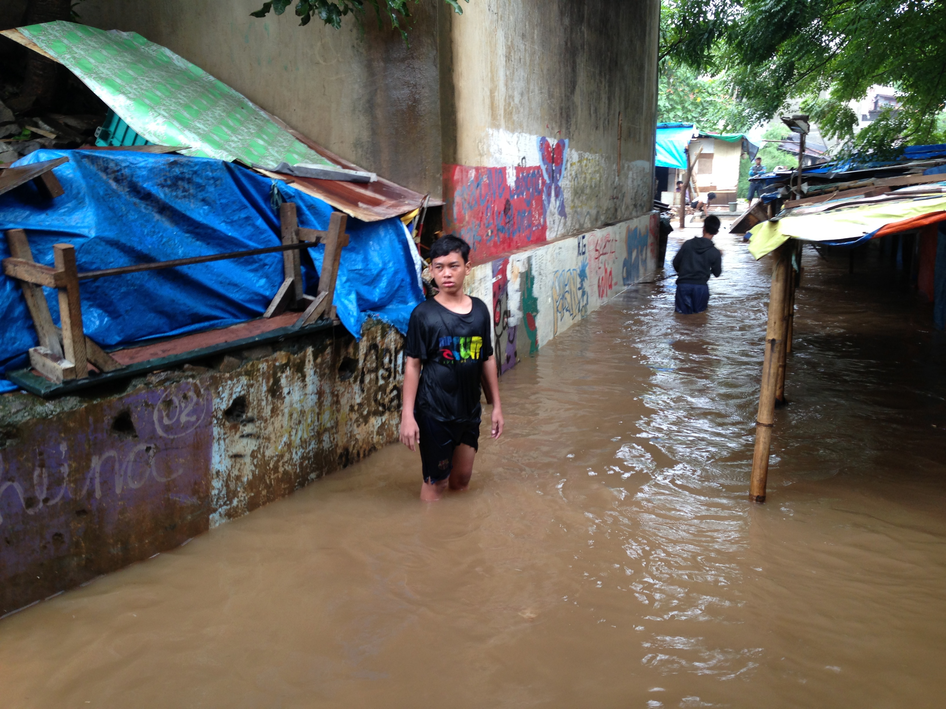 Flooding peaked on 17 January 2013 in Jakarta, Indonesia's capital, highlighting prevention gaps