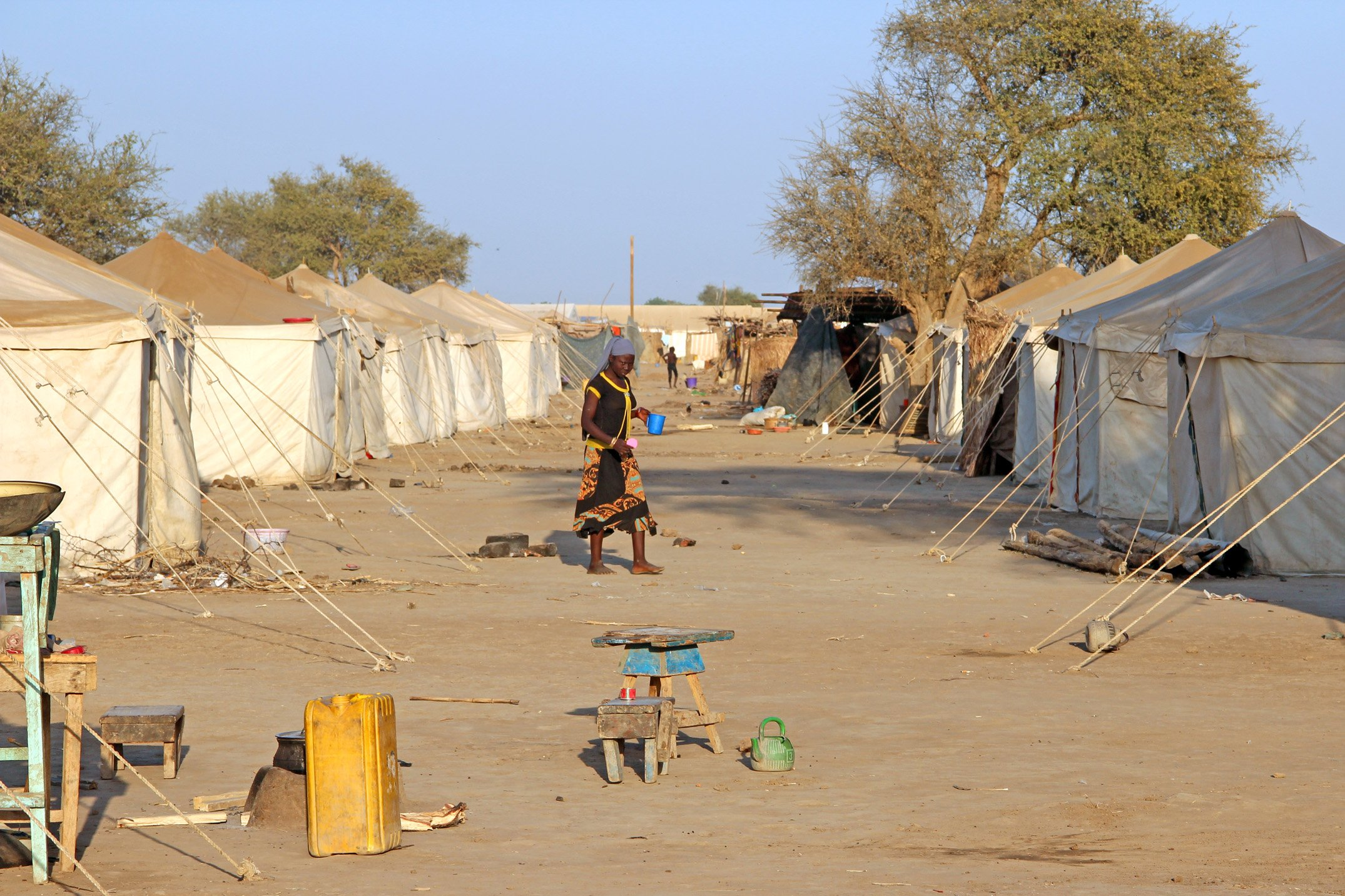 Thousands of Chadians remain homeless since the August-September 2012 floods
