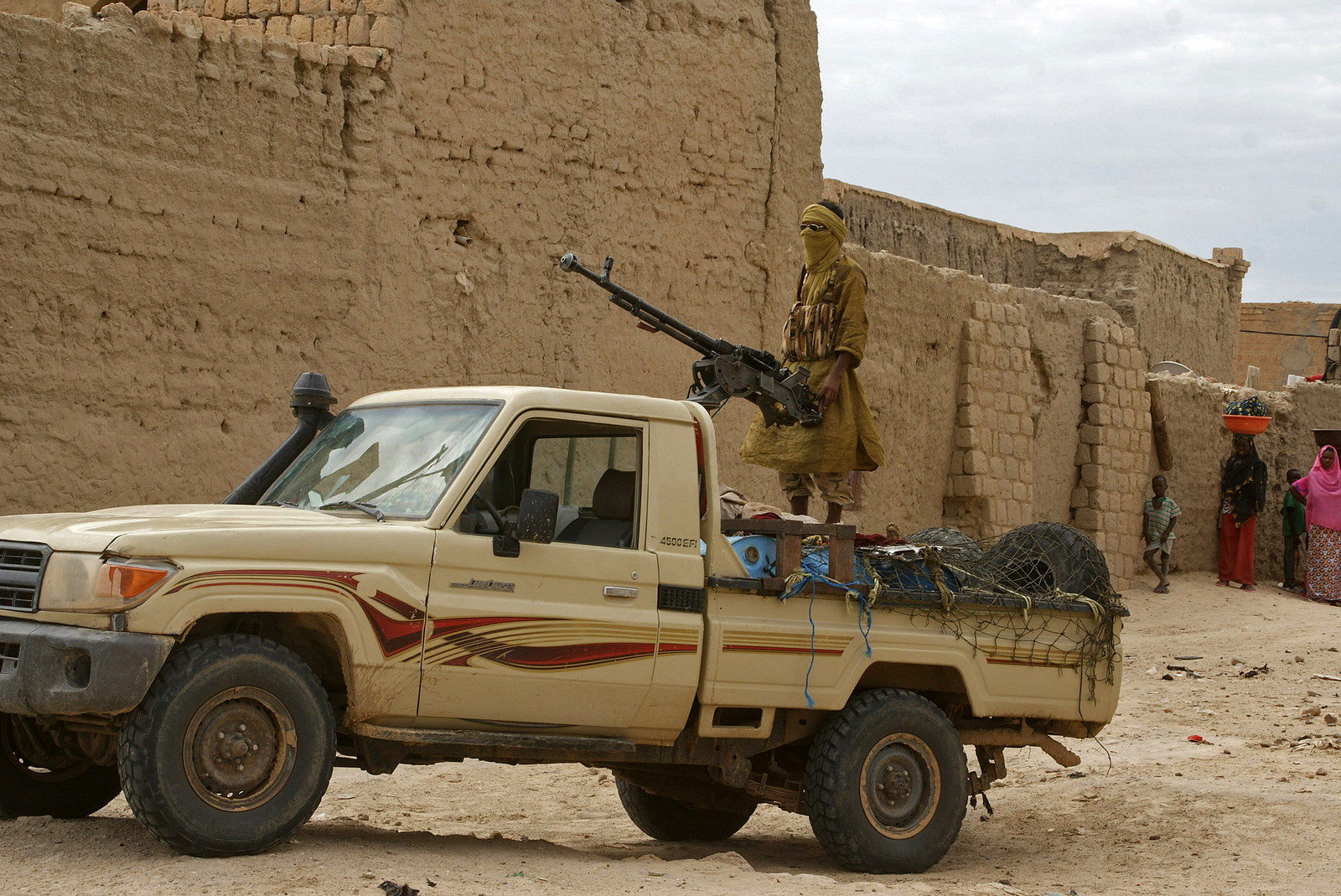The French-led military offensive has dislodged Islamist militants from key towns in northern Mali