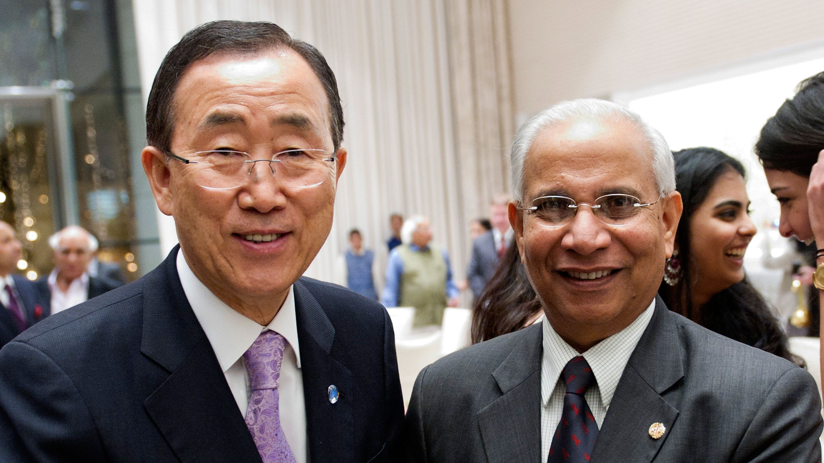 UN Secretary General's Special Envoy for AIDS in Asia and the Pacific