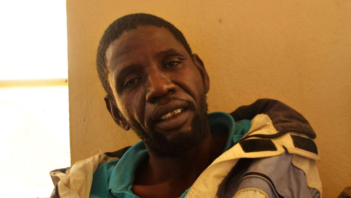 Moussa Ibrahim, a restaurant owner in Timbuktu has been detained in the gendarmerie in Gao for one month. March 2013