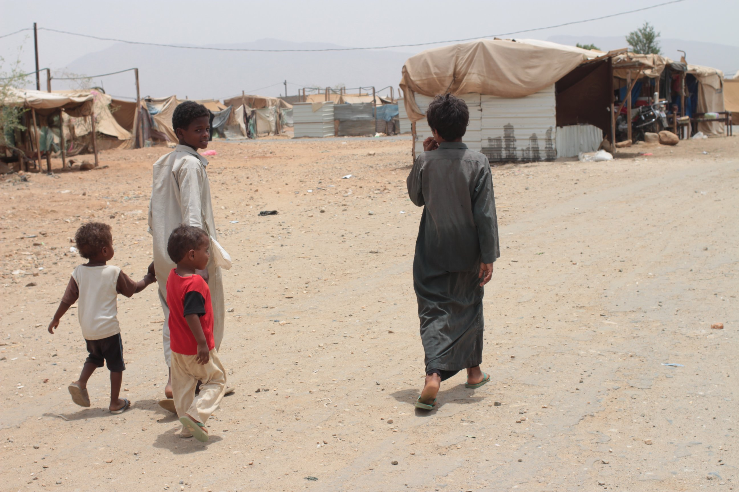 IDPs in Mazraq camp, Hajjah governorate not yet ready to return home to Sa'dah despite a 2010 ceasefire