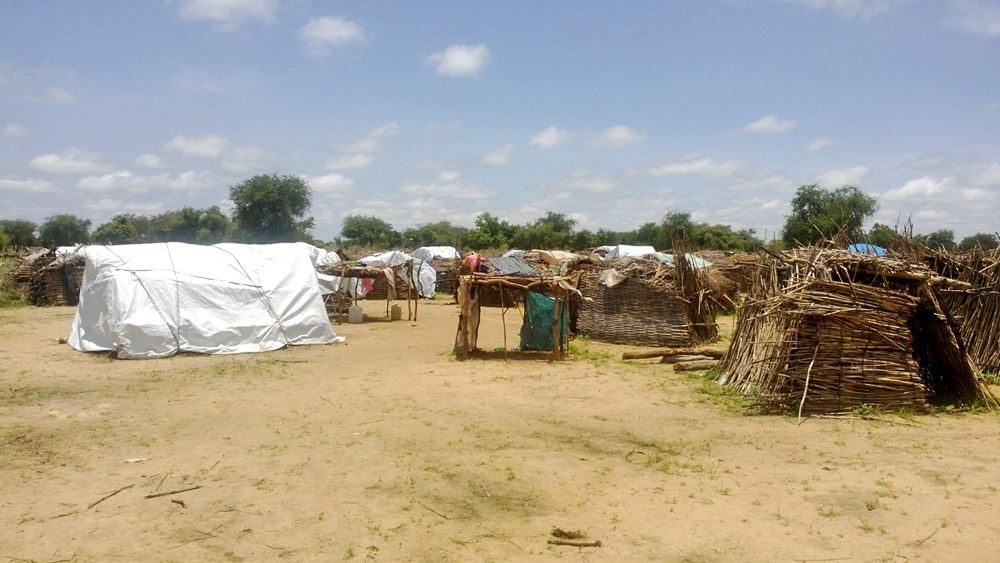 A village in the outskirts of Tissi in  southeastern Chad for returnees from Darfur. Tissi has in 2013 received an influx of thousands of people fleeing sporadic violence in neighboring Darfur