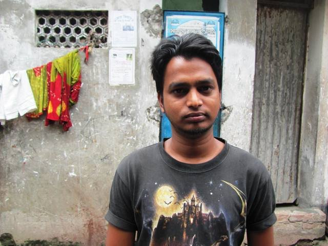 Ijaj Hasan, a 20-year-old Bihari in Dhaka's Mohammadpur sub-district, says getting a job for Biharis remains difficult