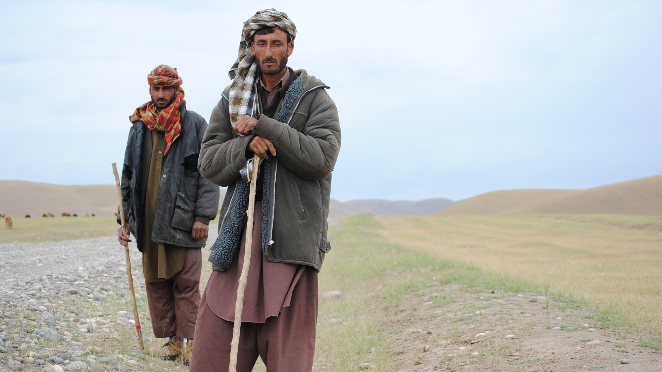 Semi-nomadic Kuchis say they are getting pushed off their rangeland with land rights still not clearly established in Afghanistan