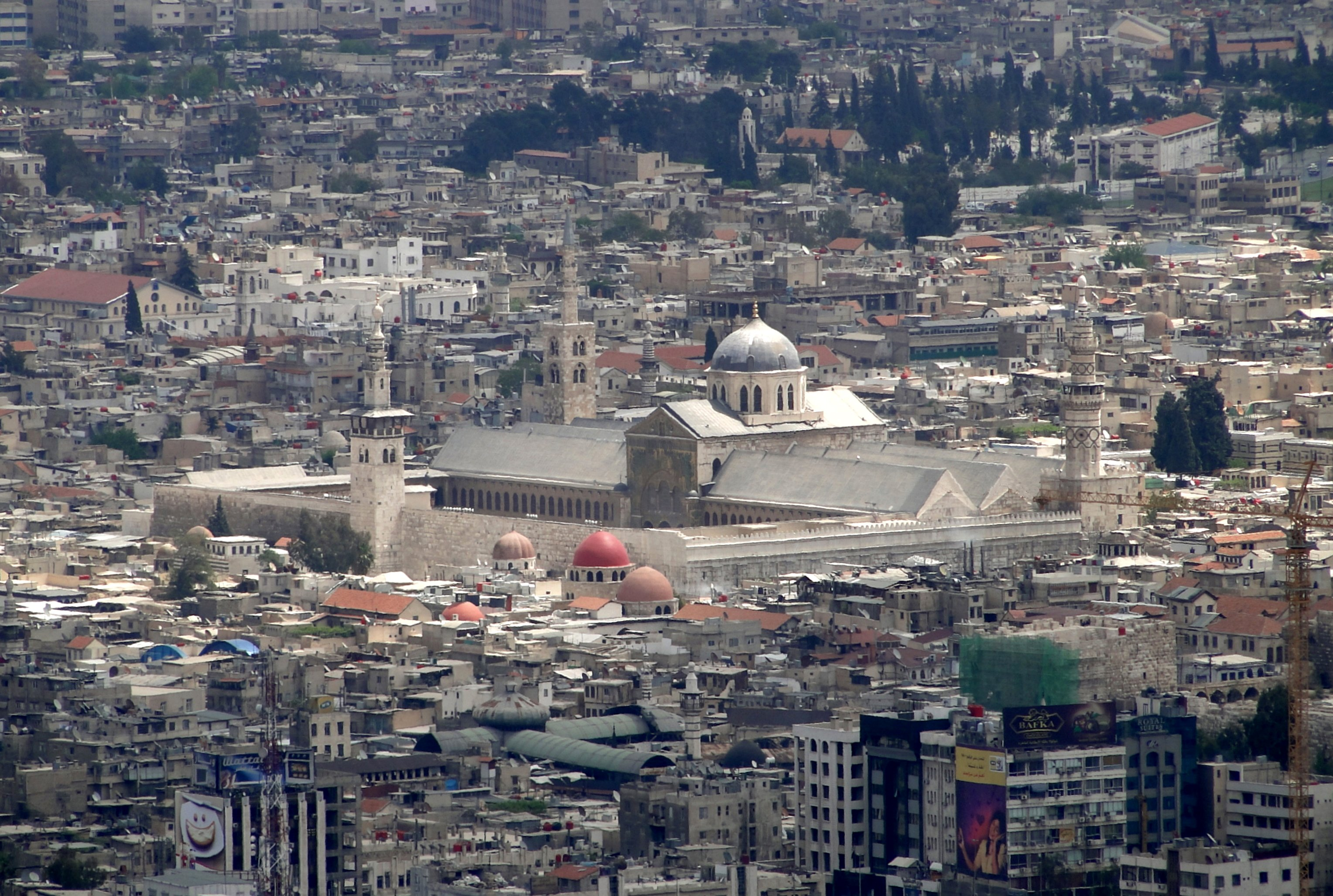 Umayyad Mosque, Damascus