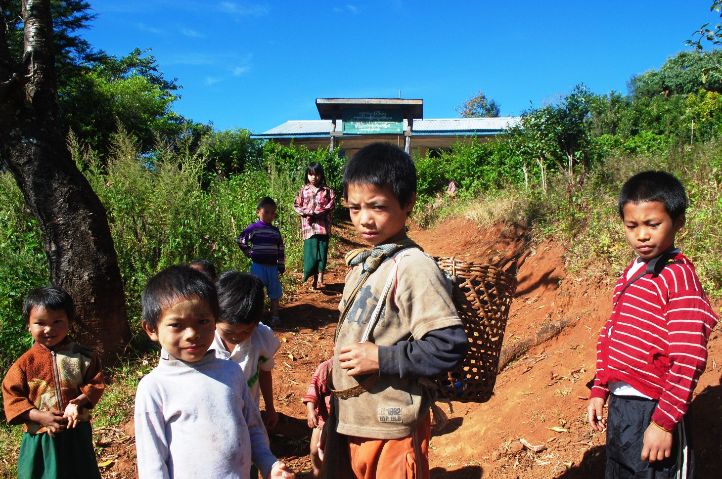 Teacher training offers hope for Myanmar's rural education