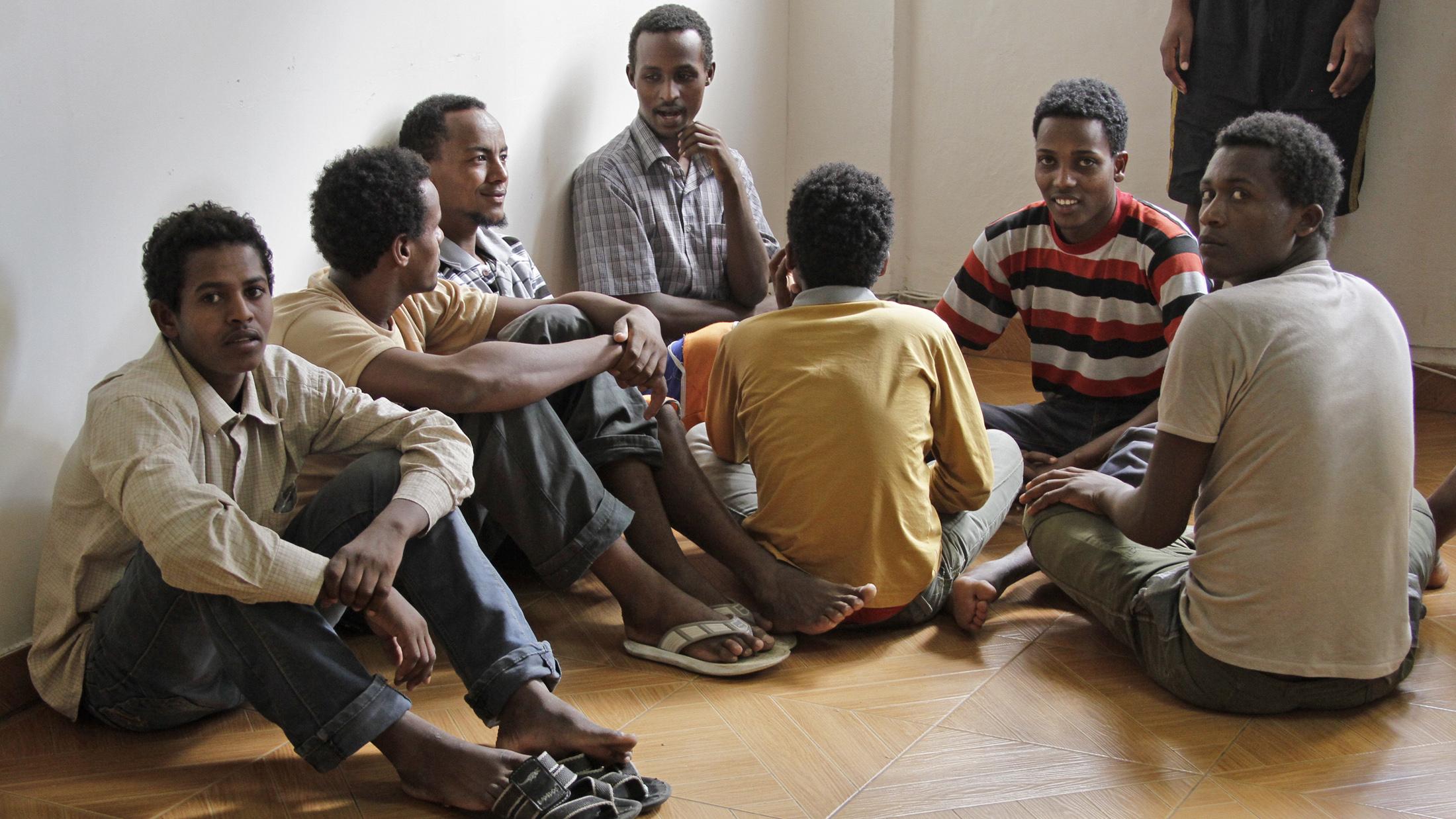 Image result for Ethiopian domestic workers in saudi arabia