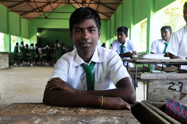 Youth who excel in their higher studies, still find it hard to gain employment due to lack of jobs in Sri Lanka's former conflict zone