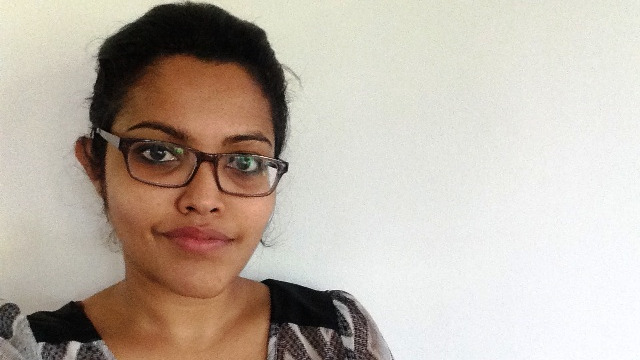 Selyna Peiris, 28, attorney, Kurunegala, Central Sri Lanka - ethnic Sinhalese. Young people can play a key role in the country's peace and reconciliation efforts