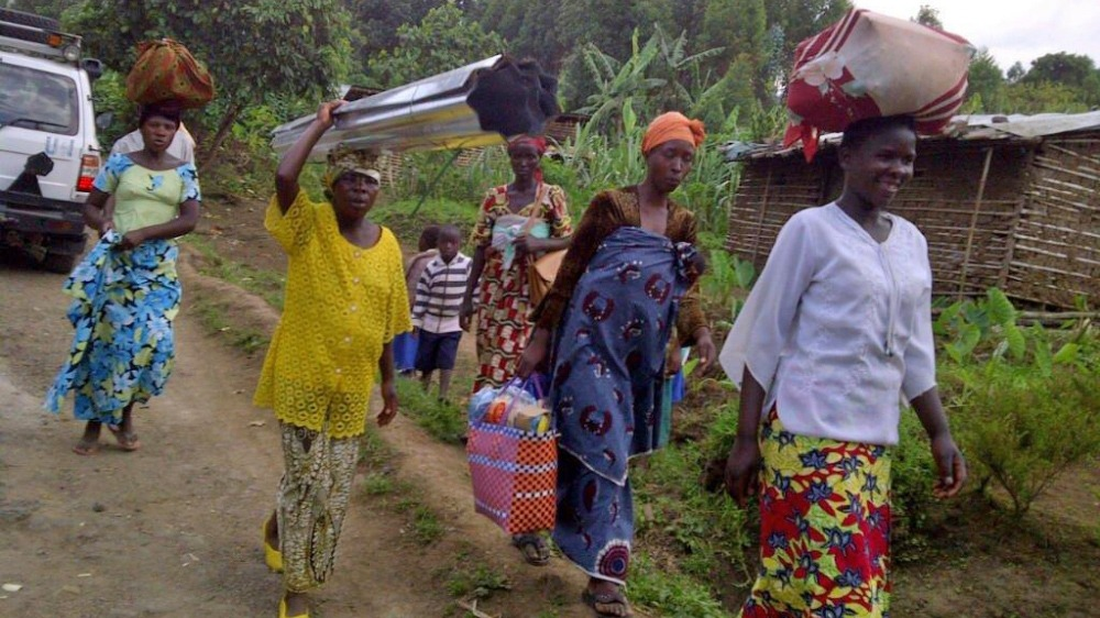 Rutshuru Returnees Hope For Security In The DRC