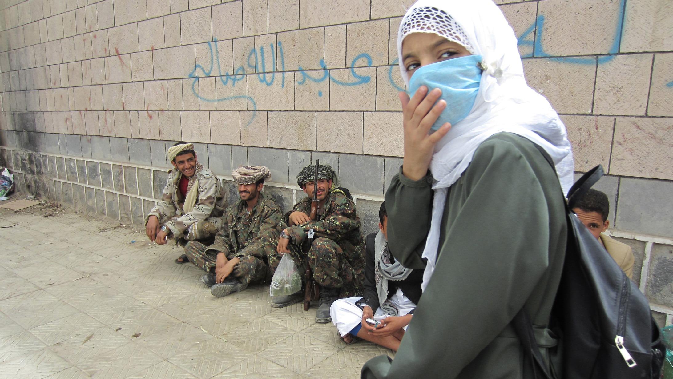 the yemen conflict essay