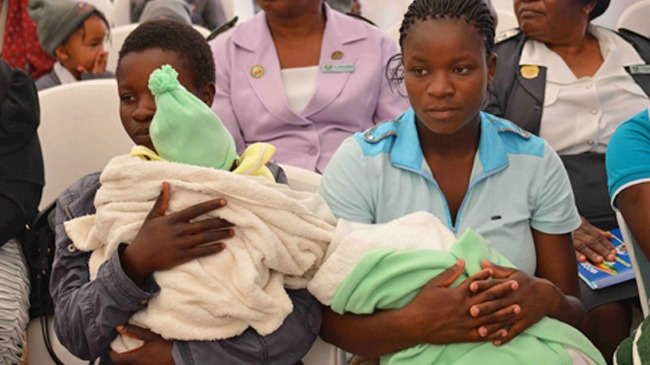 Zimbabwe officially launches rotavirus vaccine