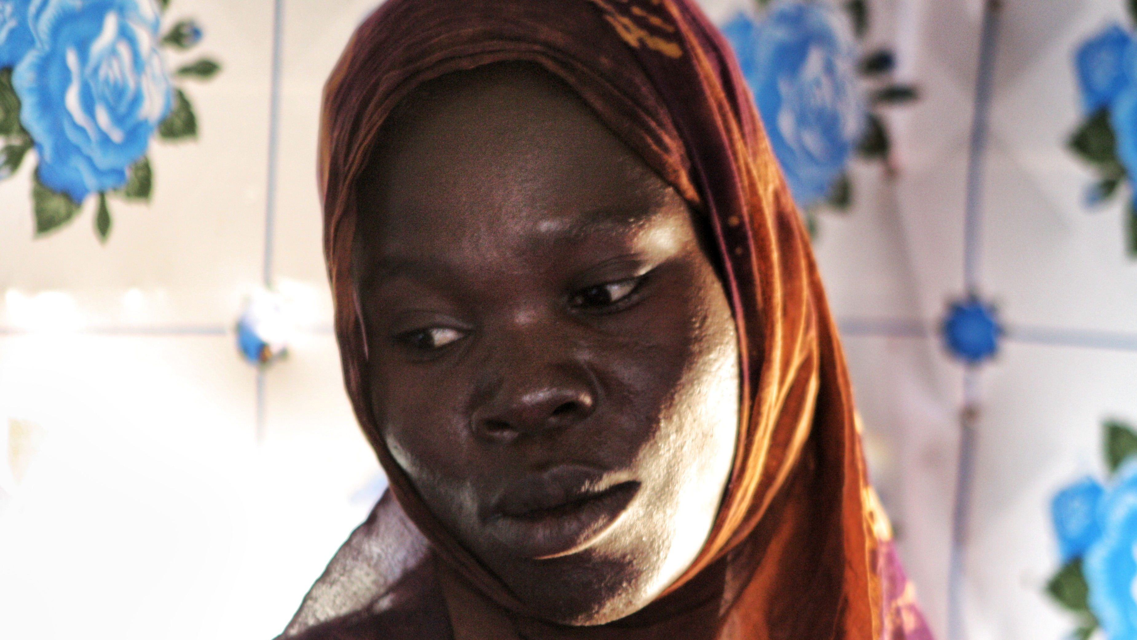 Aichetou Mbareck was liberated from slavery in Mauritania in 2010.