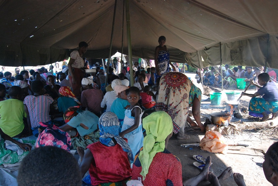 Survivors of Malawi's devastating floods are living in desperate conditions