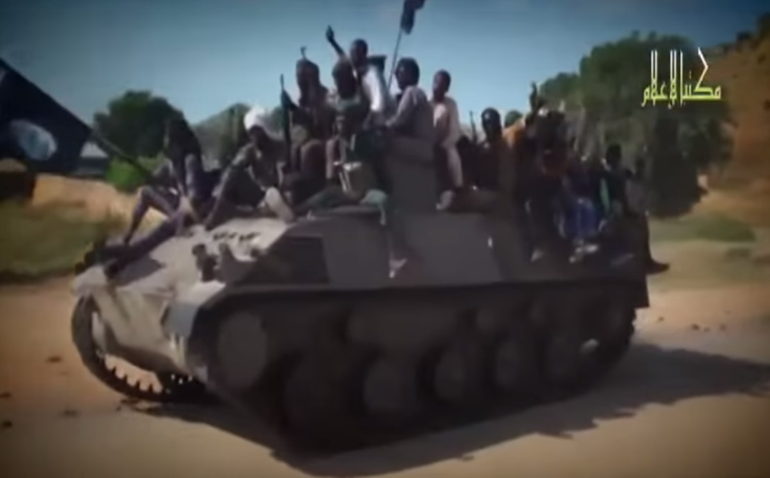 Boko Haram on the march