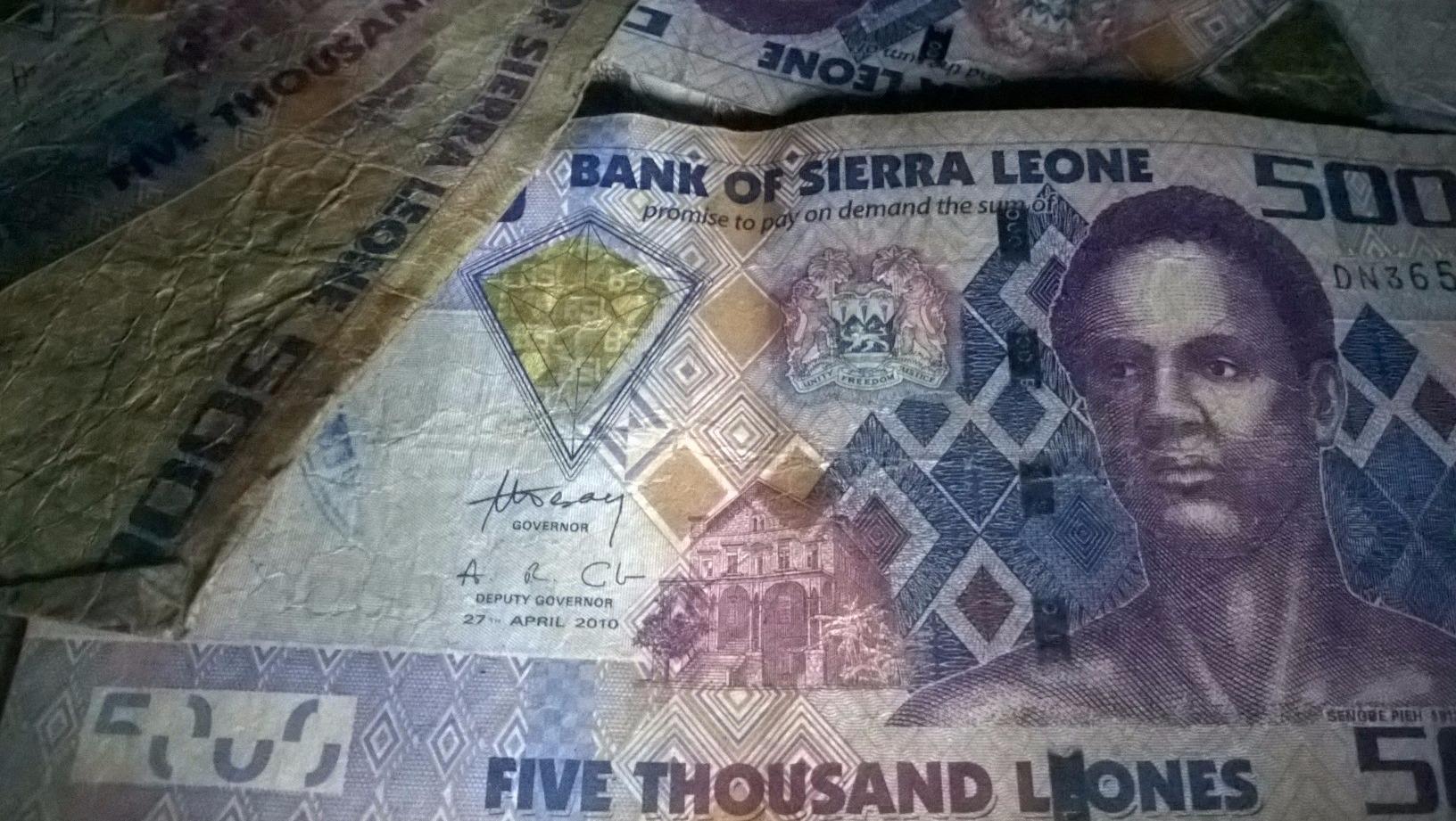 Sierra Leonean Dollars